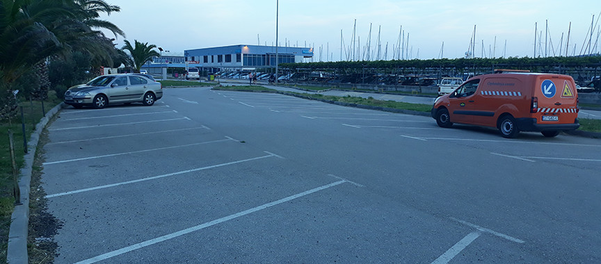 Parking Marina Kaštela