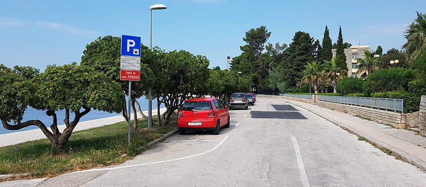 Upravljanje, organizacija i naplata javnih parkirališta